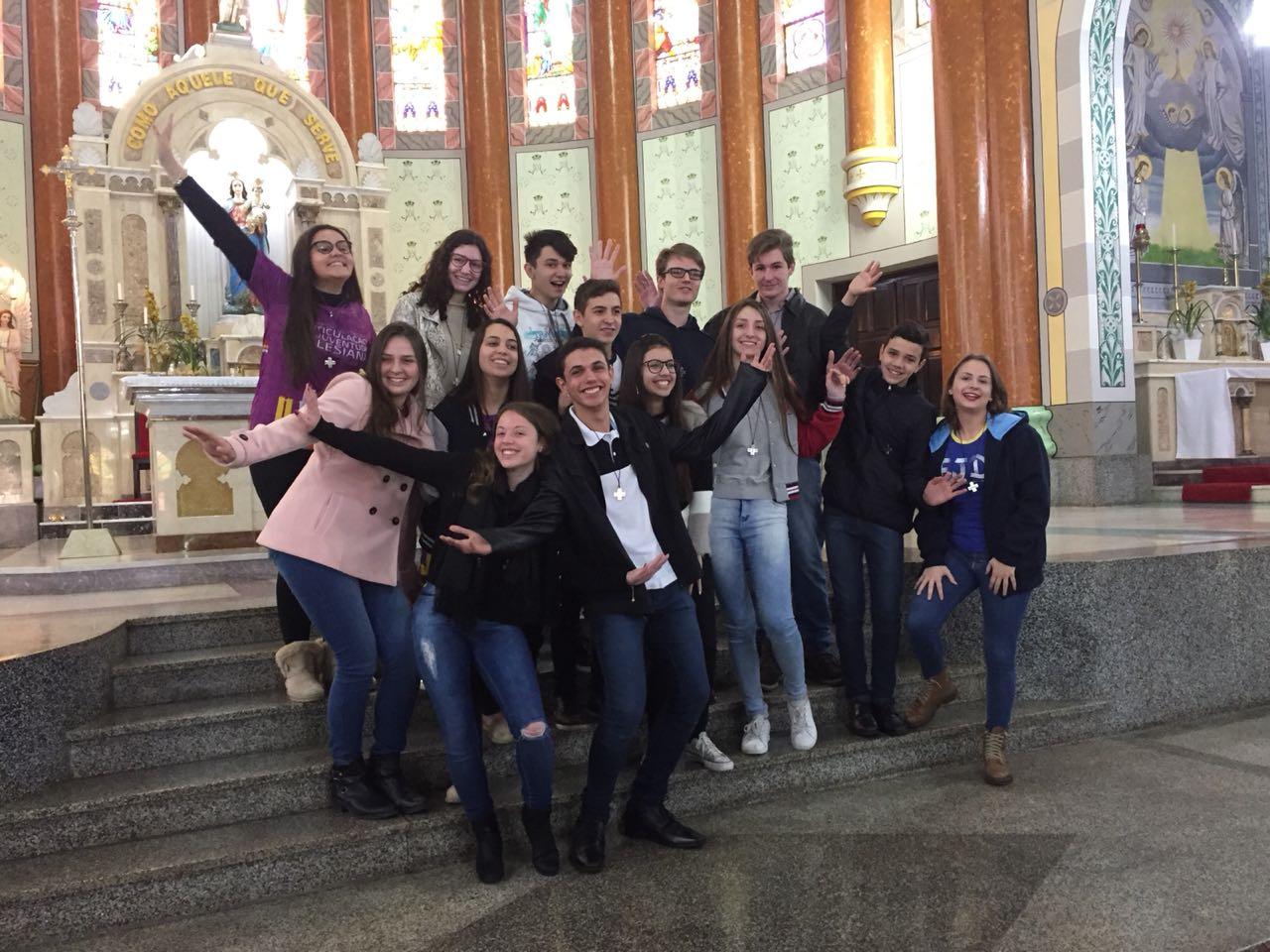 Alunos Missionários