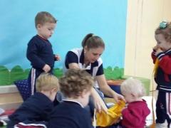A importância dos brinquedos e brincadeiras para o desenvolvimento infantil