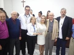 Colégio Dom Bosco é homenageado na Câmara de Vereadores